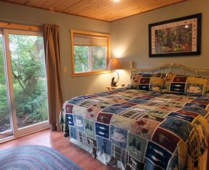 pet friendly washington vacation cabin rental